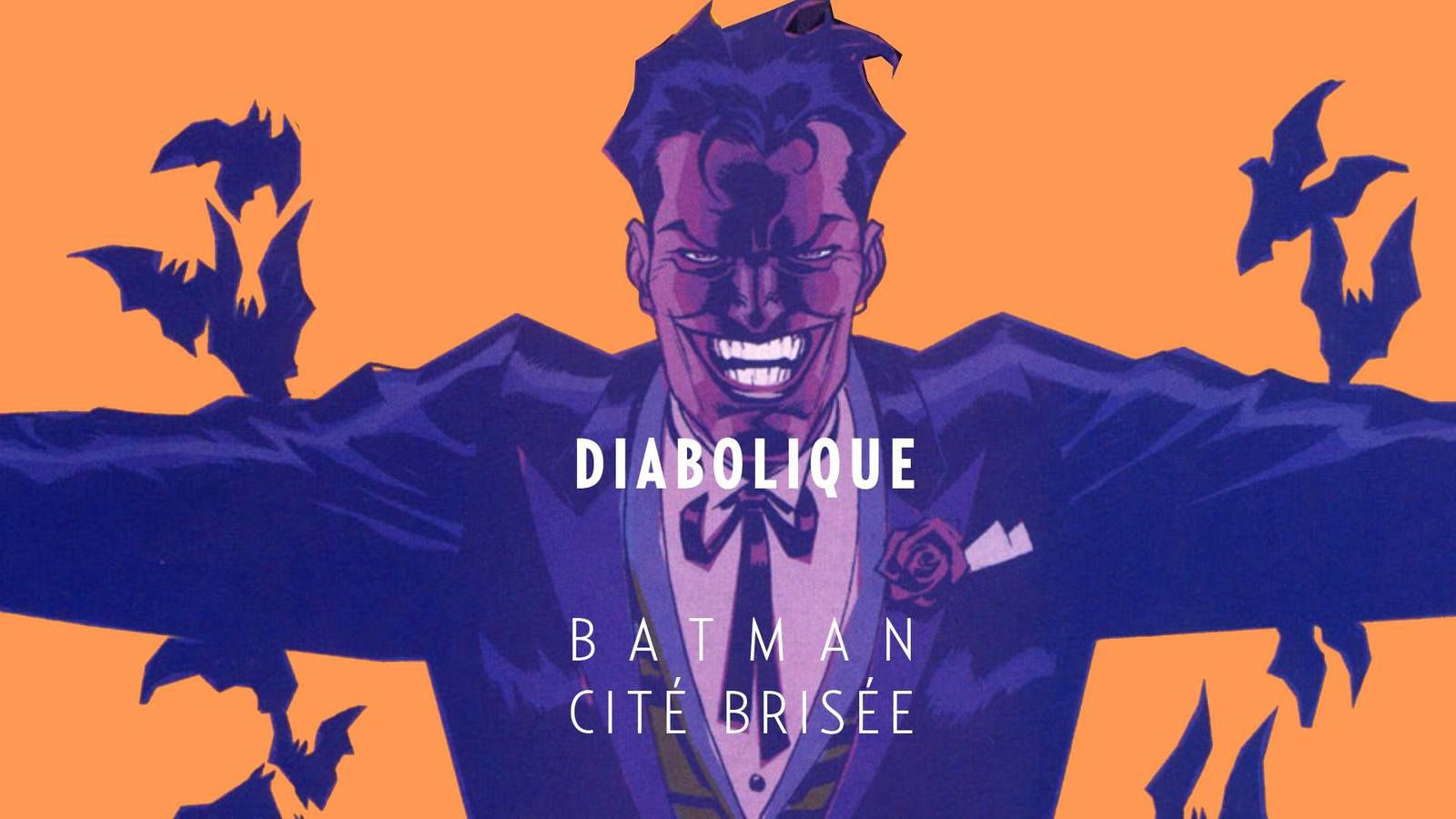 Batman : Cité Brisée à décovurir en mai !