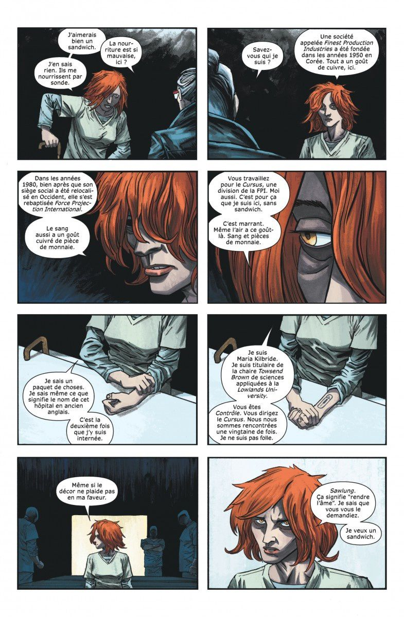 Injection tome #1, la preview !