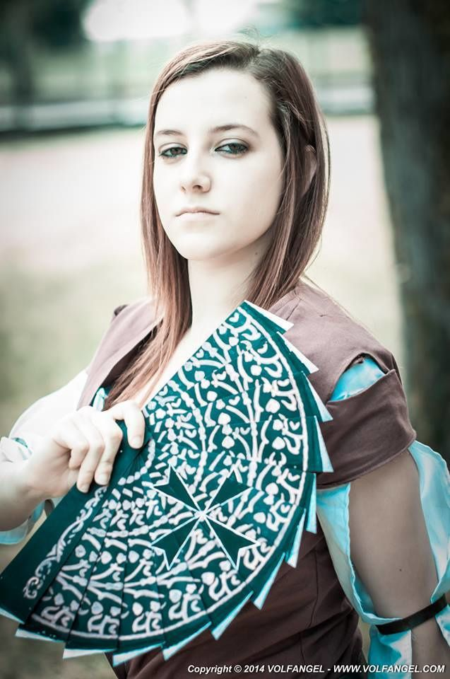 Parle-moi Cosplay #165,5 : RedNessa Cosplay