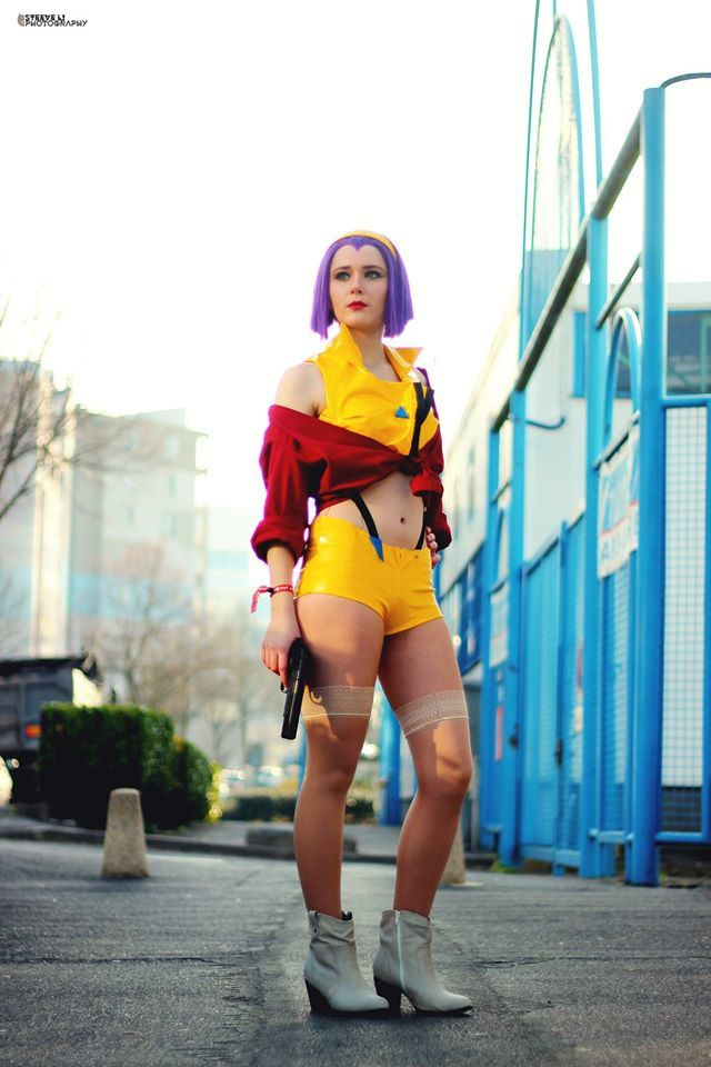 La Minute Cosplay #105 Reaver Cosplay &quot&#x3B;Faye Valentine&quot&#x3B;
