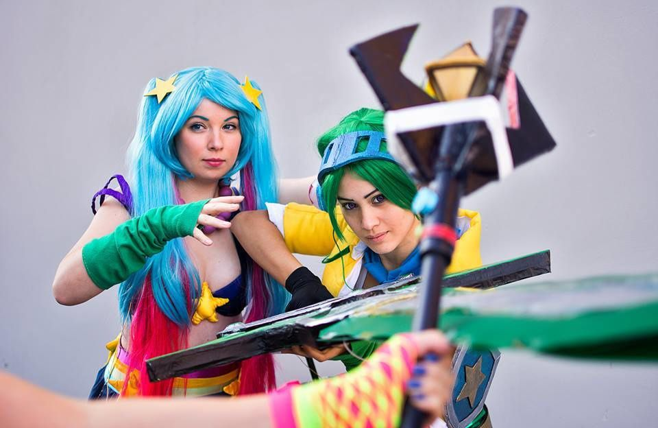 Parle-Moi Cosplay #180,5 : Shutterfly Cosplay