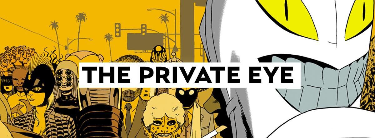 The Private Eye en octobre !