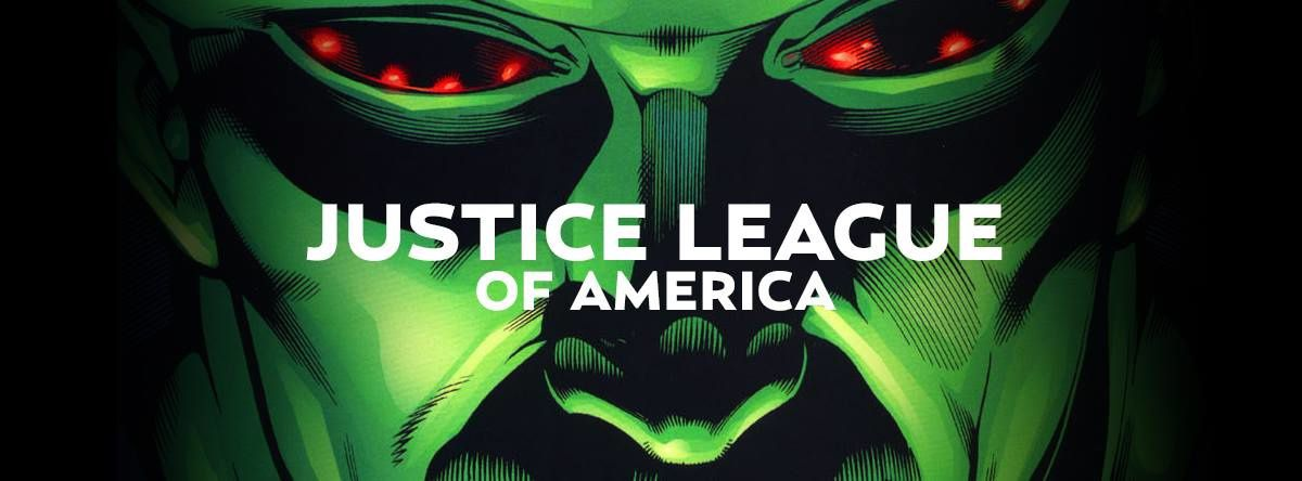 Justice League of America en octobre !