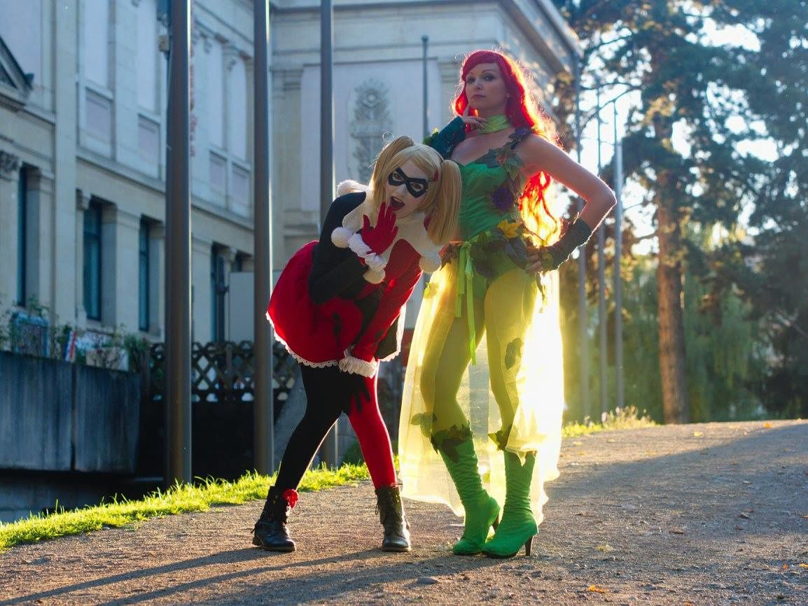 Parle-Moi Cosplay #195 :Althea &amp&#x3B; Shrimpie Cosplay