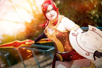 Parle-moi Cosplay #194,5 : Valla Cosplay