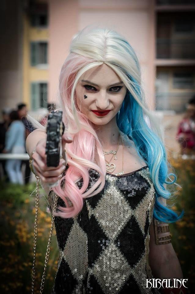 Les Shootings de The Cameleon Girl #3 &quot&#x3B;Harley Quinn robe de soirée&quot&#x3B;