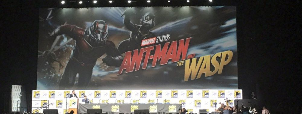 Le casting d'Ant-Man &amp&#x3B; The Wasp se précise !