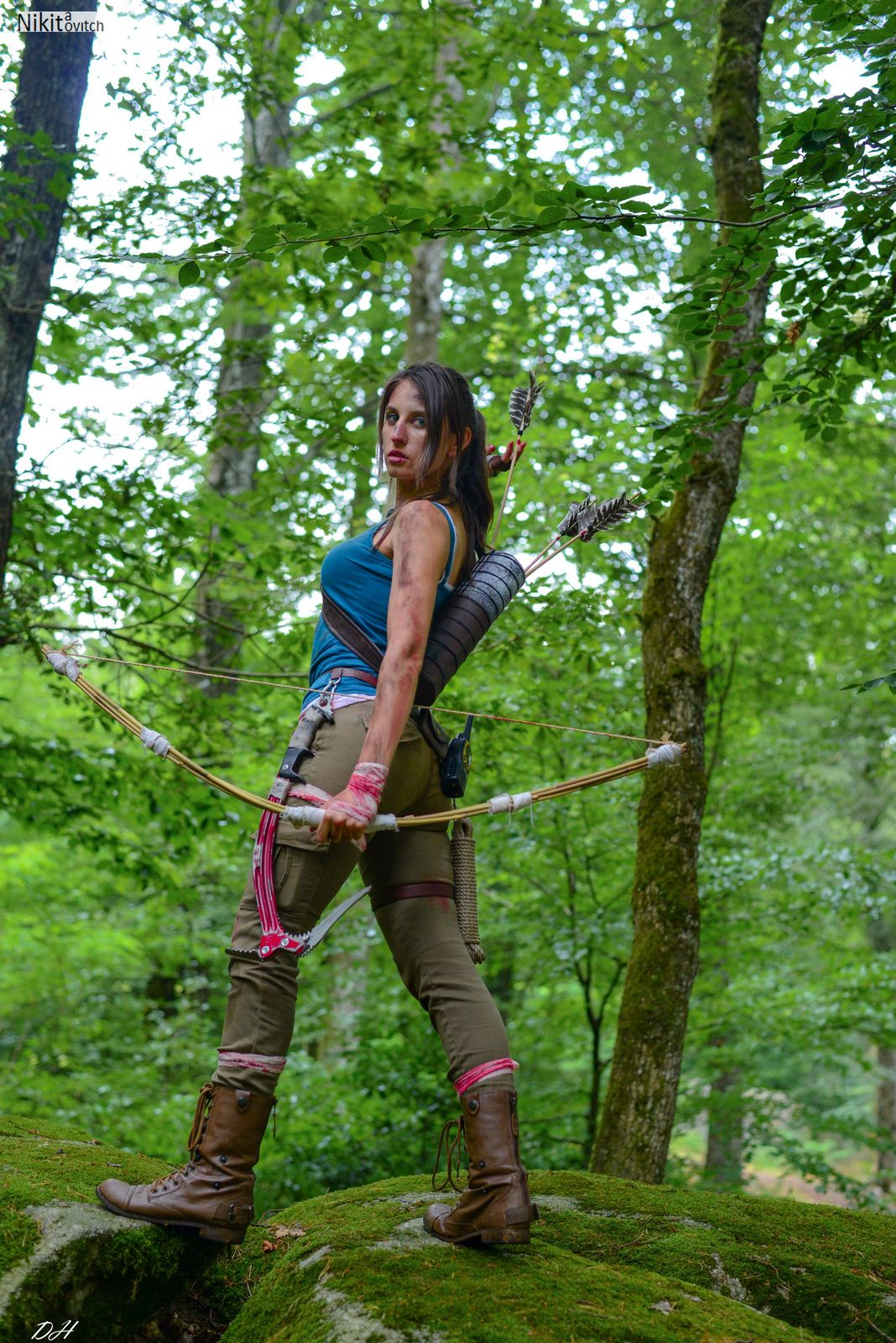 La Rubrique de LaraCosplay #1 &quot&#x3B;Lara Croft&quot&#x3B;