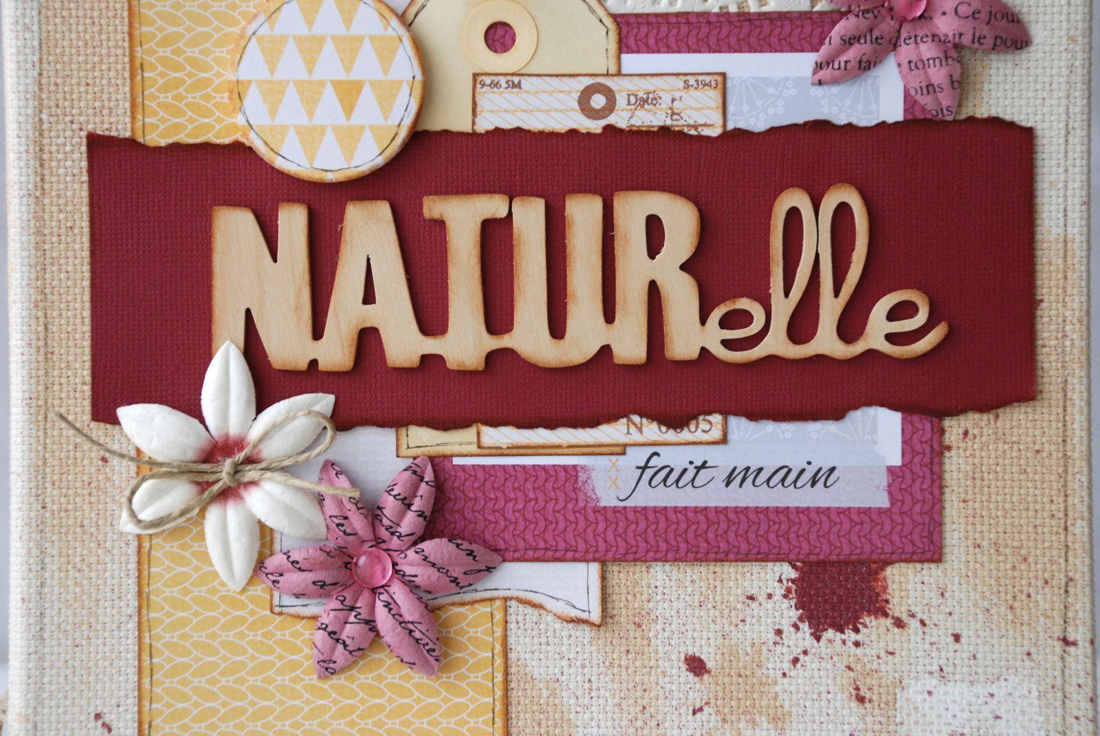 Mon album &quot&#x3B;Naturelle....&quot&#x3B;