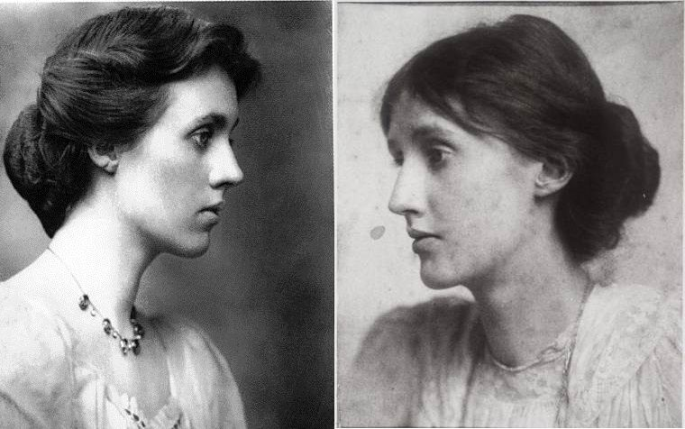 Vanessa Bell / Virginia Woolf