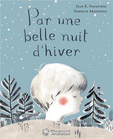 par une belle nuit d'hiver