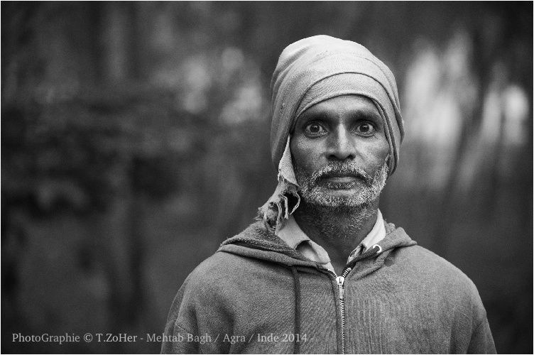 *PhotoGraphie © T.ZoHer - Mehtab Bagh / Agra / Inde 2014 -