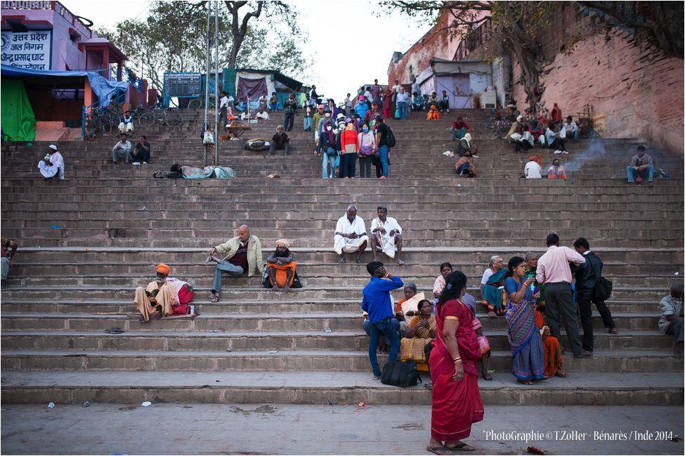 *PhotoGraphie © T.ZoHer - Bénarès / Inde 2014 -
