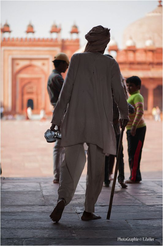 *PhotoGraphie © T.ZoHer - Fatehpur-Sikrī / Inde 2014 -