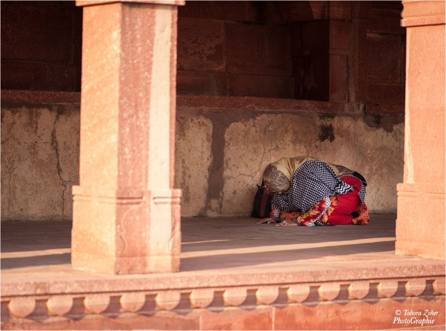 © T.Zoher PhotoGraphie - Fatehpur-Sikri / Inde / 2014 -