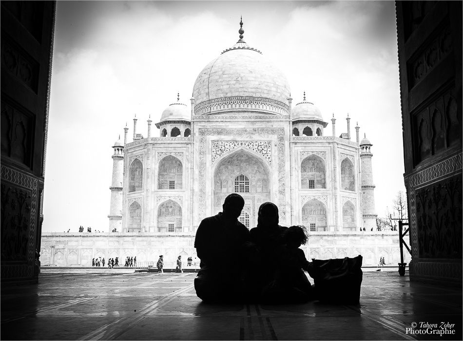 © Tahora Zoher PhotoGraphie - Inde / Agra 2014 -