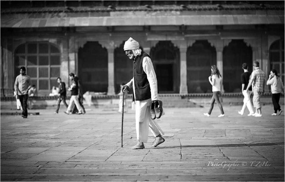 © Tahora Zoher PhotoGraphie - Inde / Fatehpur Sikri 2014 -