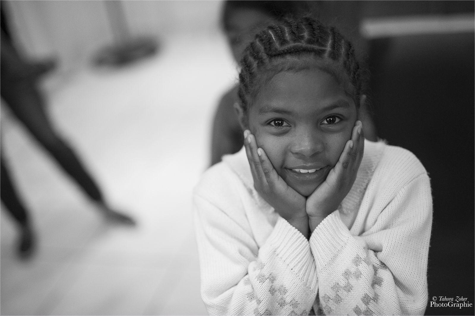 © Tahora Zoher PhotoGraphie - Le Toit des Orphelins / Ursula 8 ans / Antananarivo 2016 -