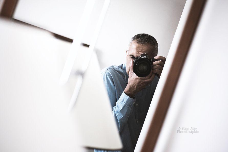 © Tahora Zoher PhotoGraphie - Self Portrait / 2017 -
