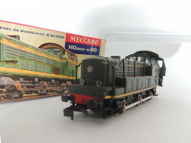 Train Ho Pièce de rechange Ac Ho Hornby Locomotive BB 16009