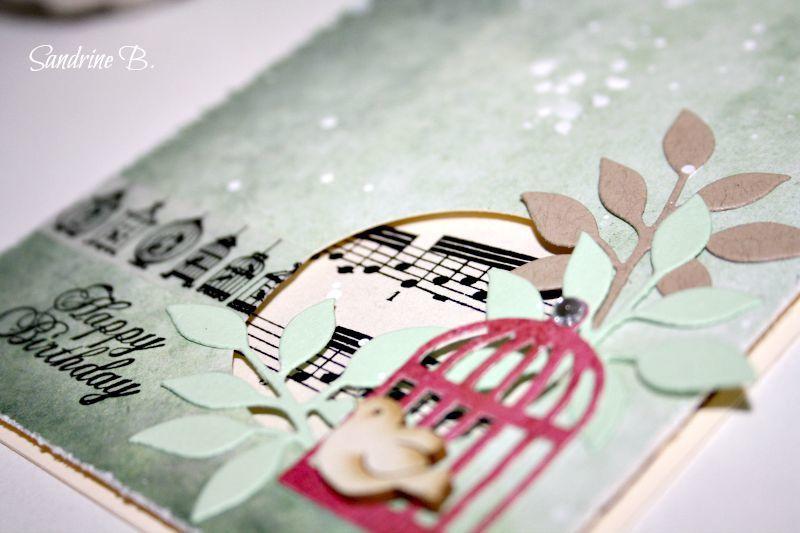 Défi 403 de Passion Cartes Cartes Créatives