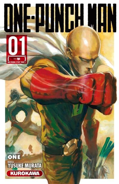 &quot&#x3B;One Punch Man&quot&#x3B; T1 : et il leva le poing …
