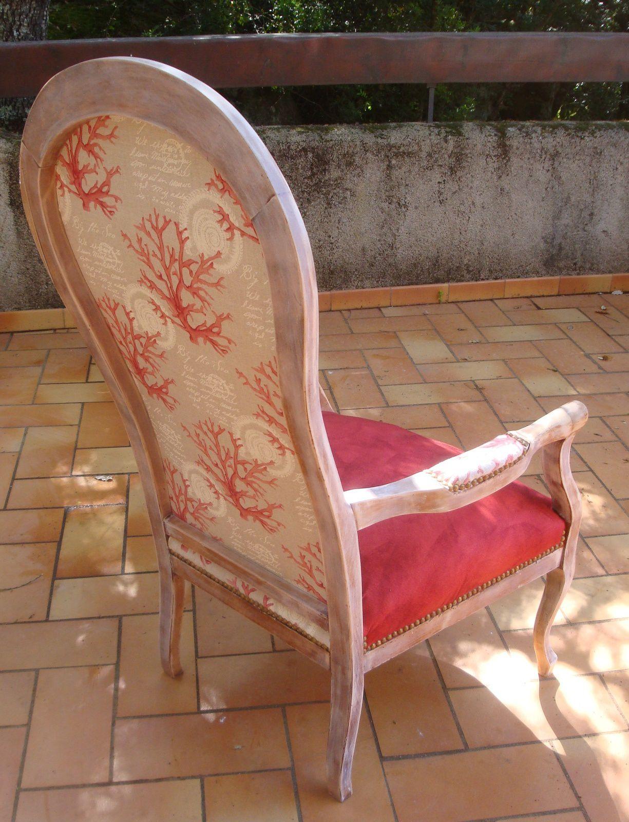 le fauteuil nouveau est arrivé...