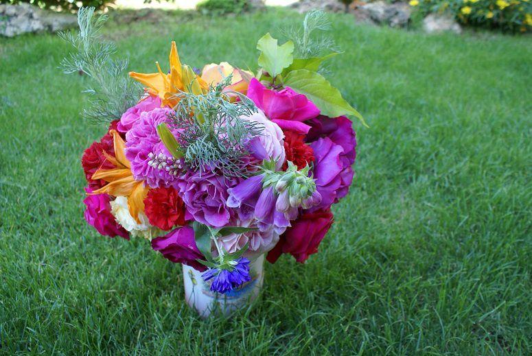 Bouquet Purpurea