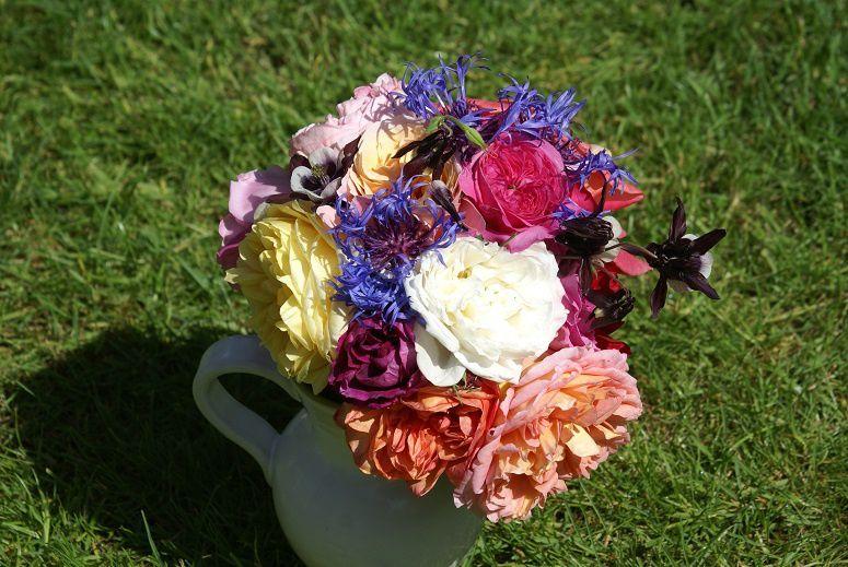 Bouquet mélancolia