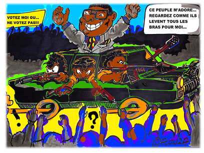 Denis Sassou Nguesso, la risée des Congolais et des médias étrangers