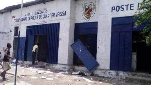 Deuxième journée de désobéissance civile au Congo-Brazzaville : désobéissance civile suivie à 80% à Bacongo