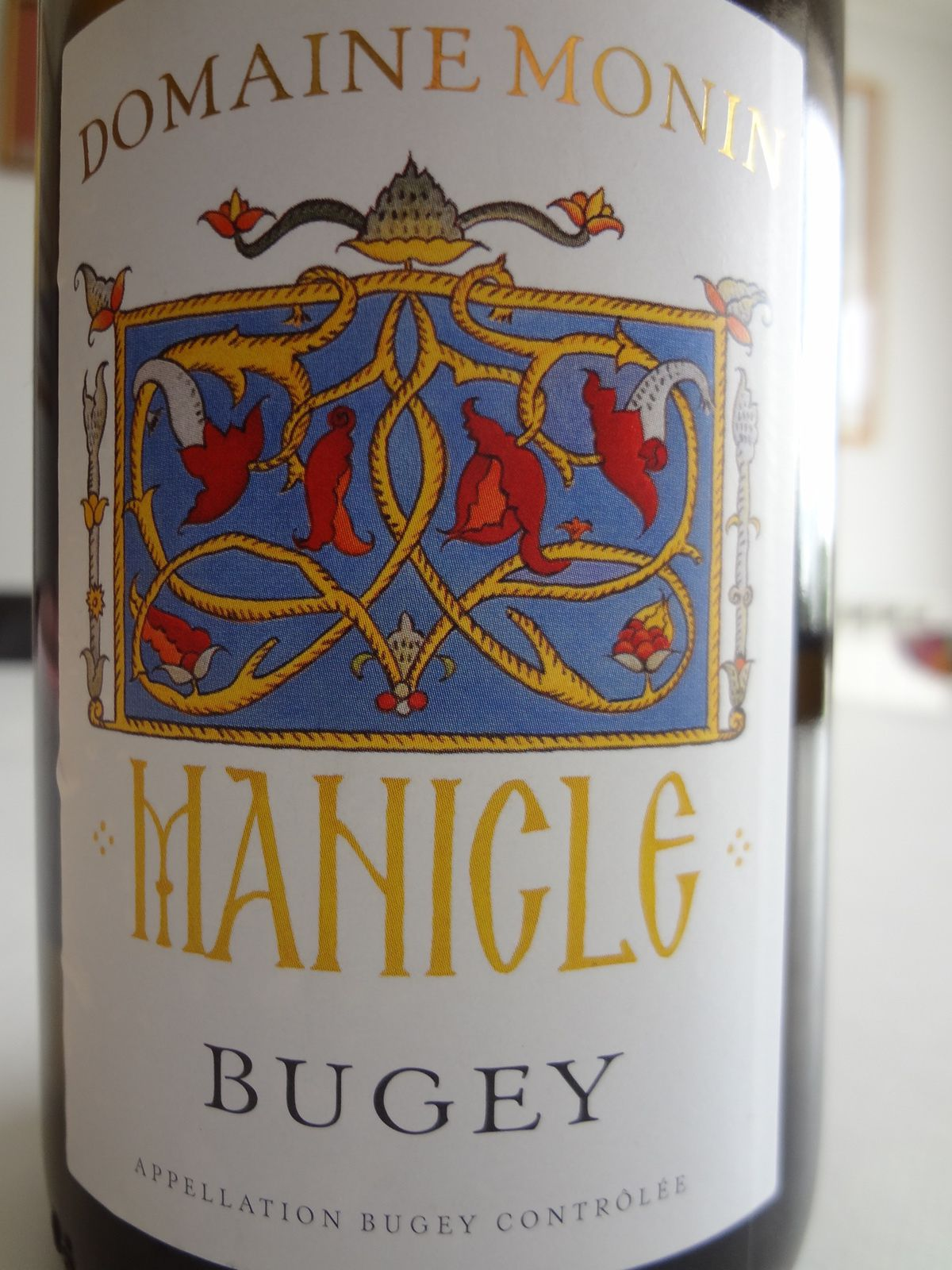 VINO PASSION - Bugey Manicle.