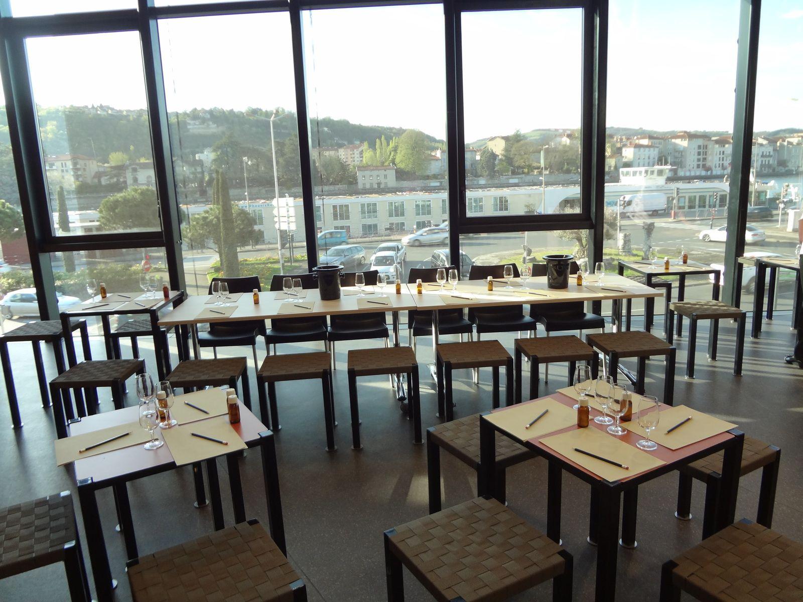 Vino Passion - Côte&Cuisine - Pavillon du Tourisme à Vienne