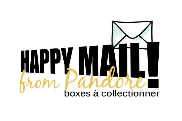 Happy Mail from Pandore ! Les kits à offrir et à s'offrir...