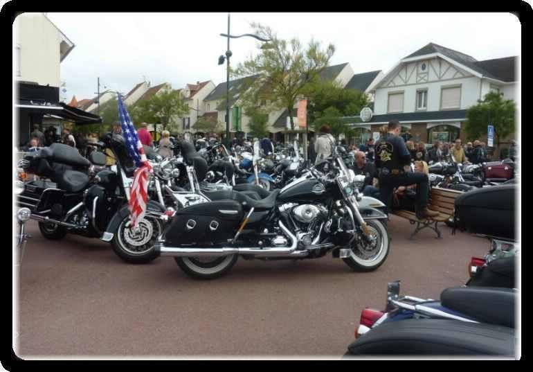 L'Opale Shore Ride 2013 à Hardelot.