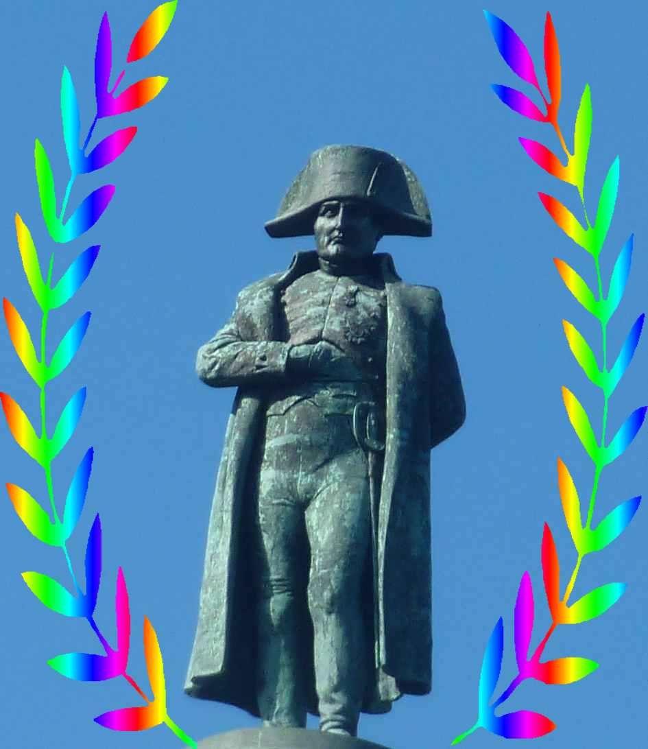 Colonne de la Grande Armée de Vimille.