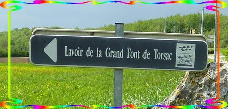 Lavoir de Torsac.