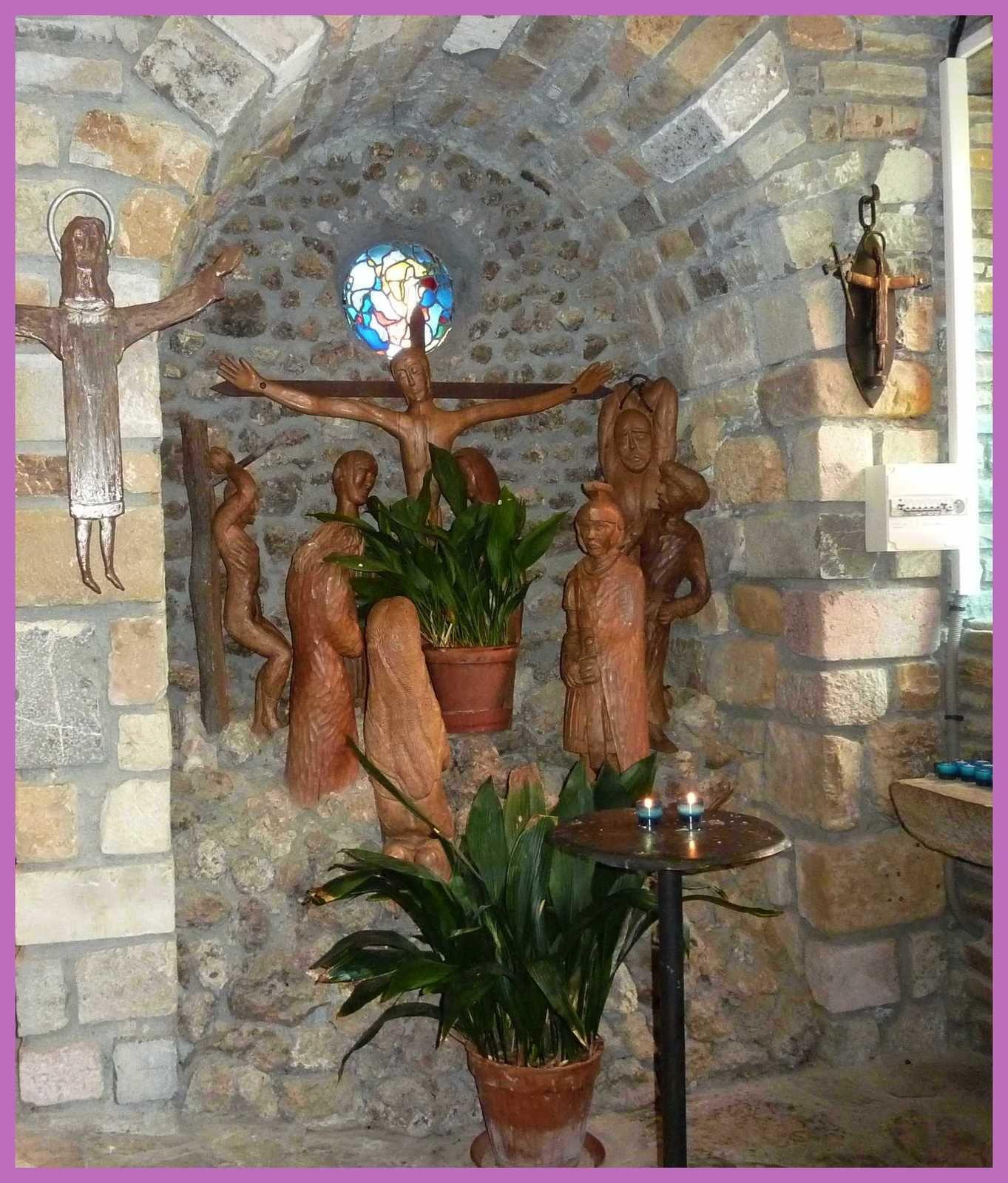 Notre Dame de la Goutte à Montardit (09).