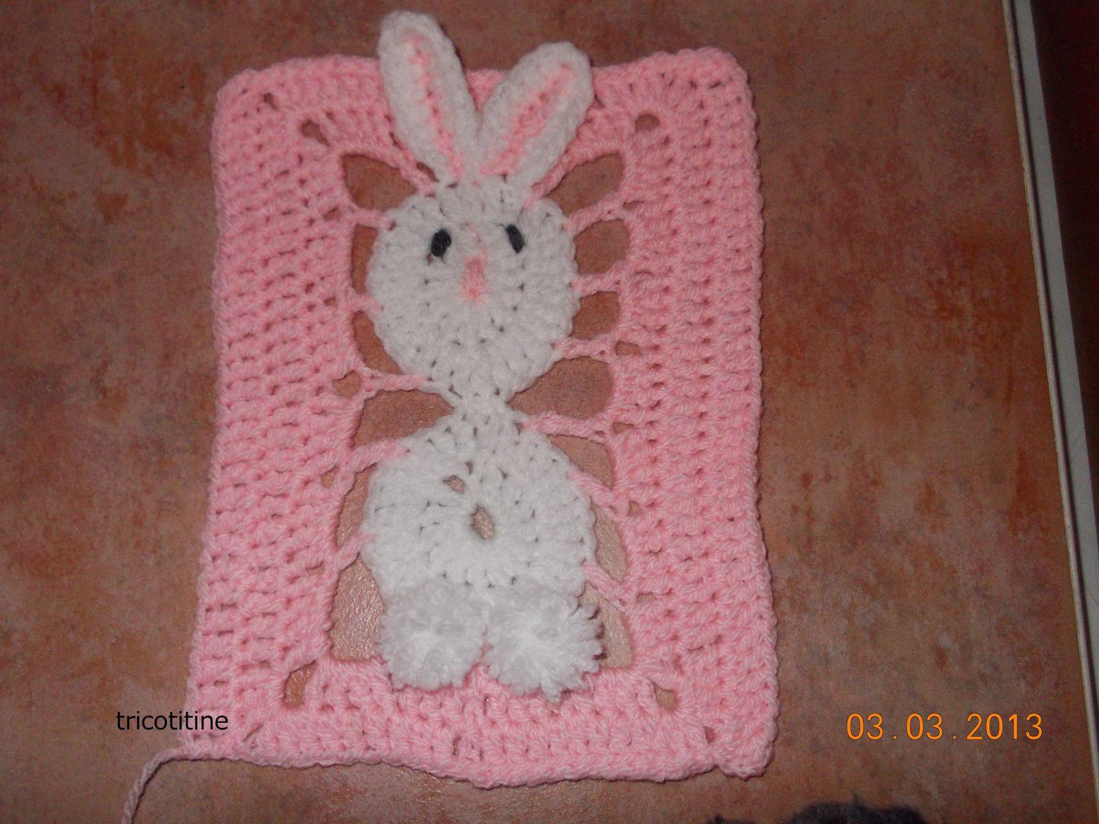 Couvertures lapins