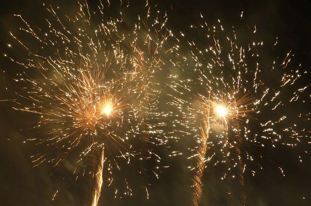 Bal populaire du 13 juillet et feux d'artifice
