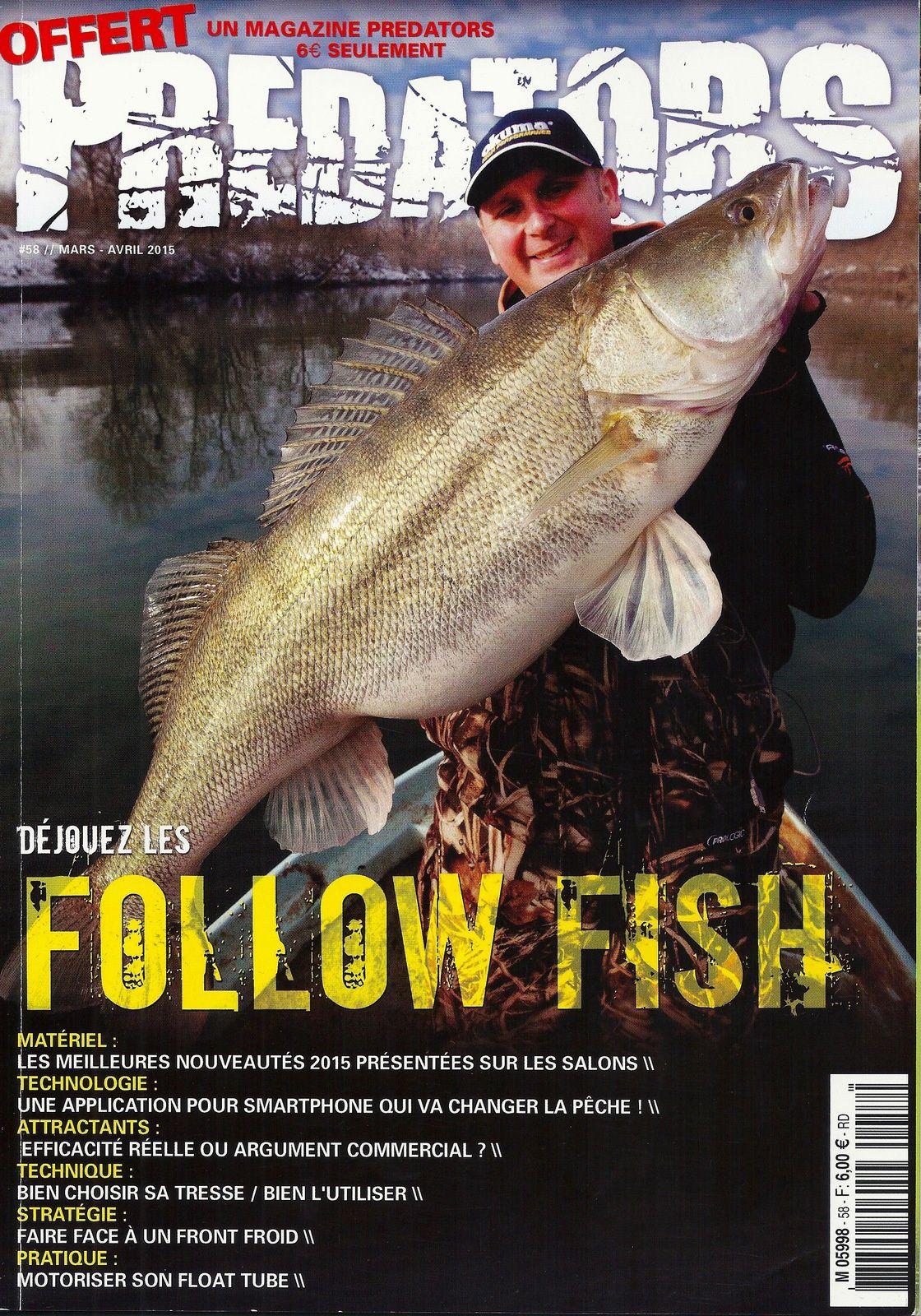 Follow Fish... (Predators #58)