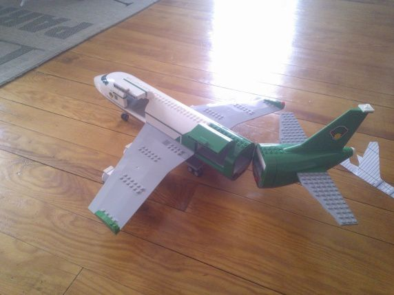 L'avion de Marius Matteo