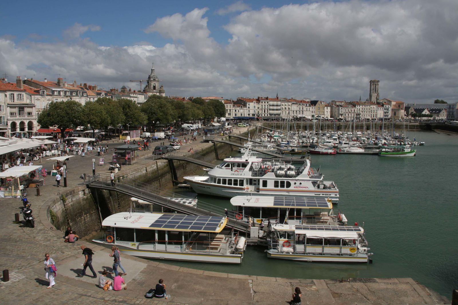 La Rochelle, porte océane : son port