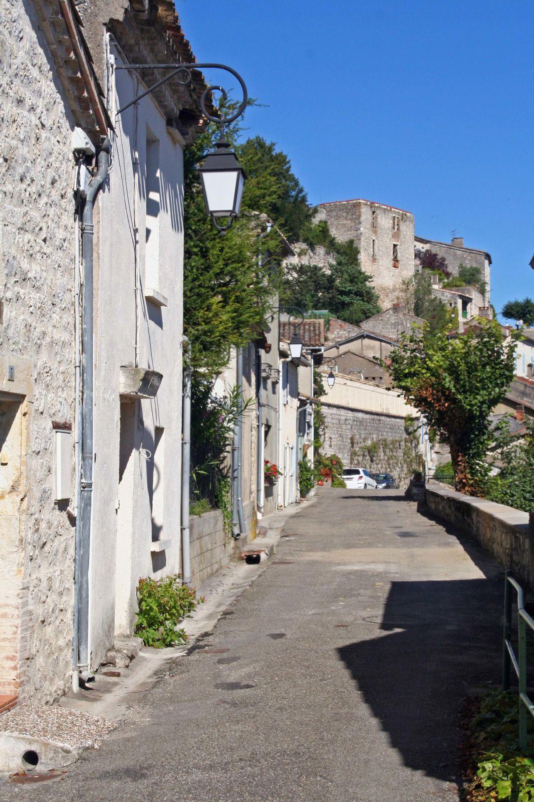 Lauzerte, bastide du Tarn-et-Garonne