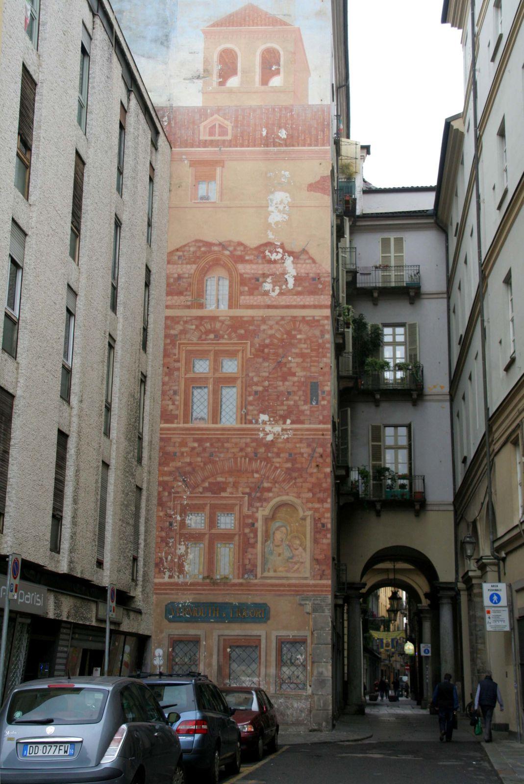 Turin ou le temps suspendu