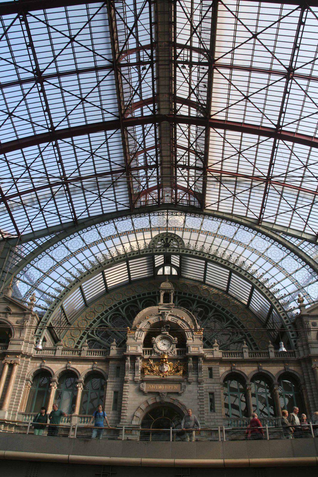 Bienvenue à Anvers -1