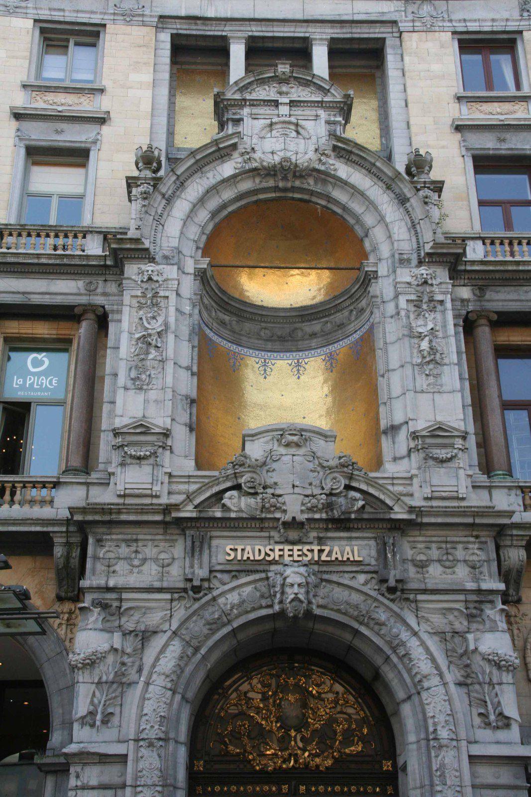 Anvers-3: l'architecture témoin de la richesse passée