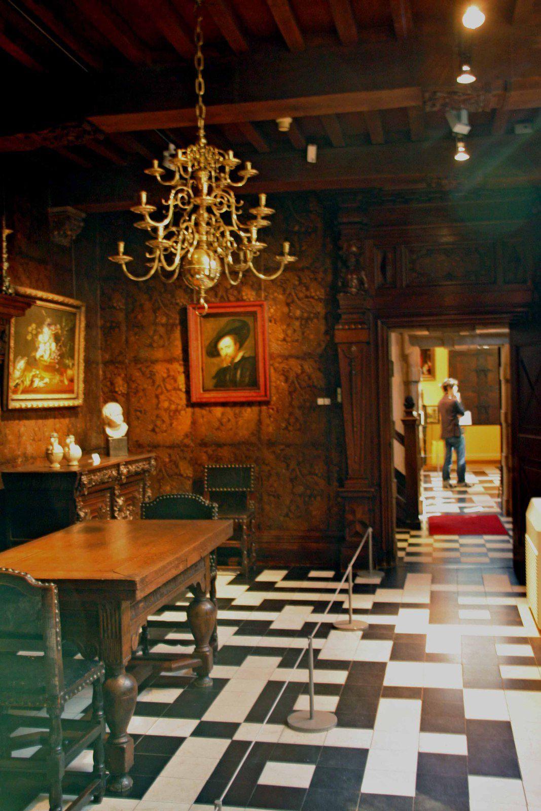 Anvers 4 : la maison de Rubens