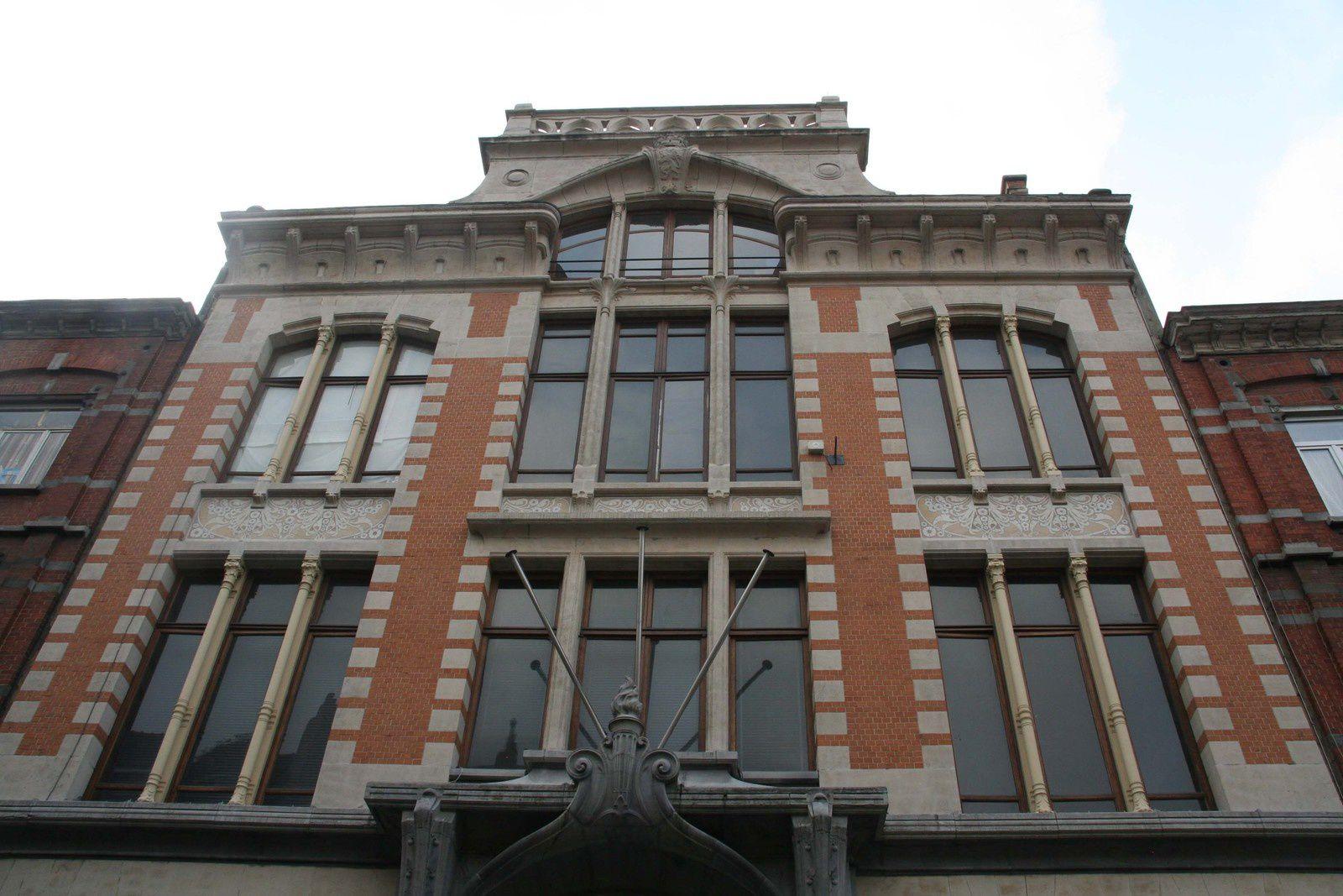 Bruxelles, ou l'éclectisme des architectures