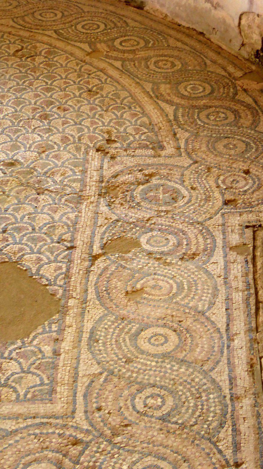 Trésors gersois 2 - La villa gallo-romaine de Séviac